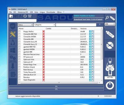 SARDU Multi Boot builder